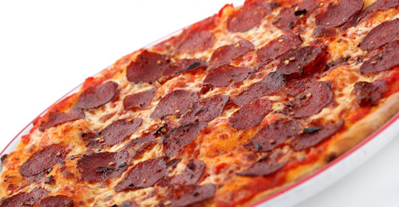 Pizza Diavola Fantasia Pizza